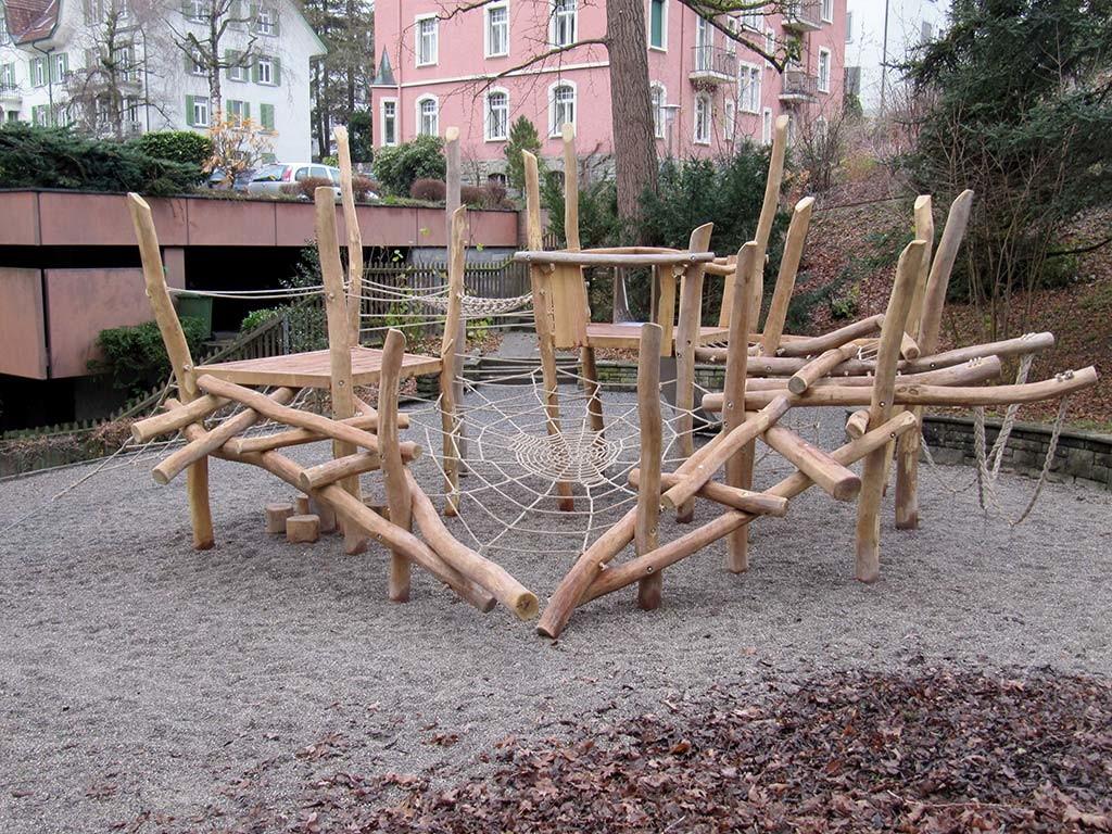 Wettsteinpark, Luzern, Schweiz, 2015